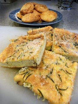 Revolution Focaccia Bread makes fantastic bread for panini sandwiches and quick weekday lunches, too.