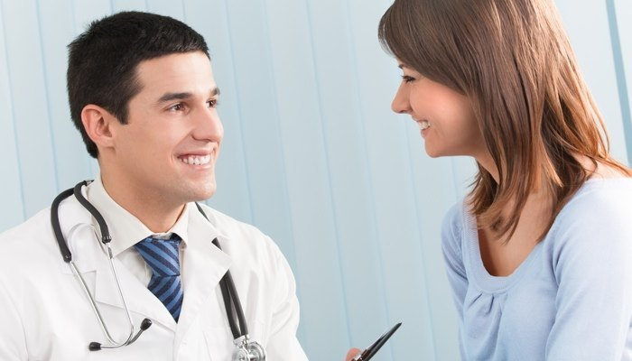 Set the stage for a friendly chat with your doctor