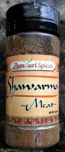 Shawarma Meat Spice Mix by Zamouri Spices