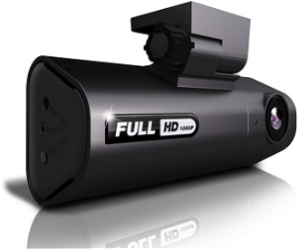 An iTronics ITB 100 HD dashcam, picture used with permission of CarCamWarehouse.com