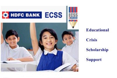 HDFC Bank Educational Crisis Scholarship Support (ECSS) 2018