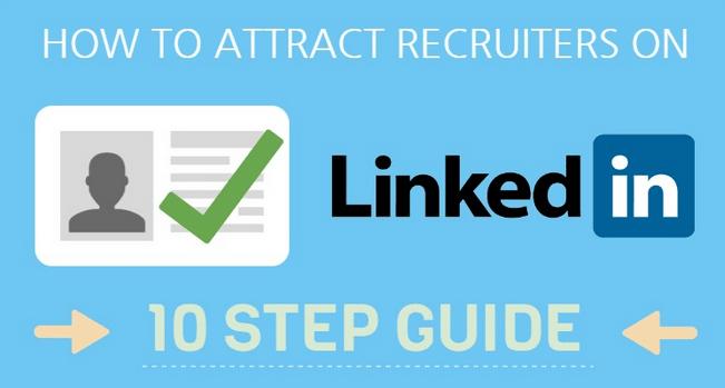 [Infographic] LinkedIn Profile Optimization