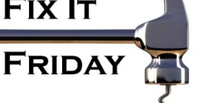 Fix It Friday: Networking Efforts Not Working