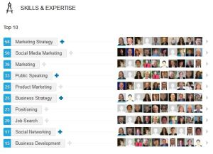 Endorsements LinkedIn