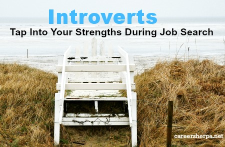 introvert job search