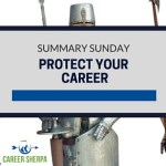 Summary Sunday: Protect Your Career