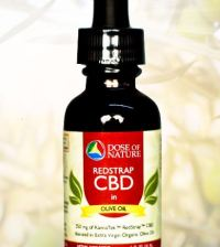Dose of Nature Redstrap CBD