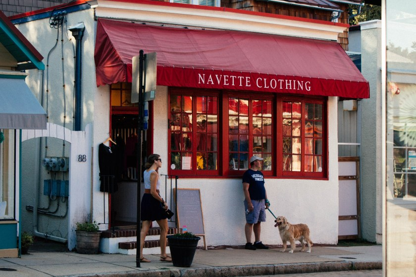 Navette consignment