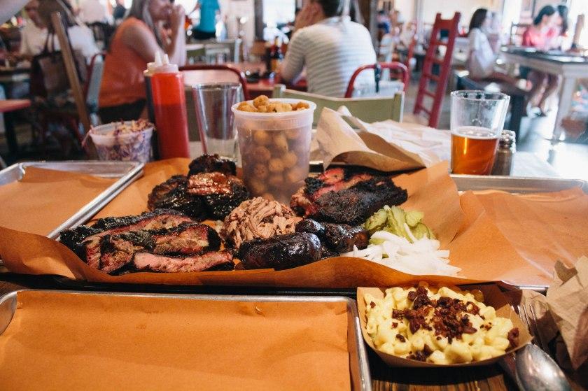 Pecan Lodge dinner BBQ