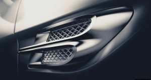 Bentley Bentayga SUV Wing Vent