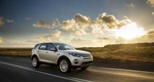 Land Rover introduces Advanced Ingenium Engine To Discovery Sport