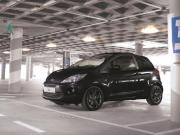 New Ford Ka Midnight Black