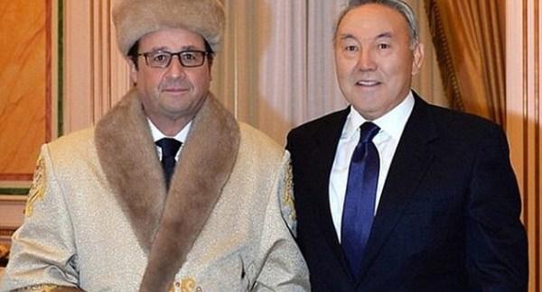 francois-hollande-habit-traditionnel-kazakh