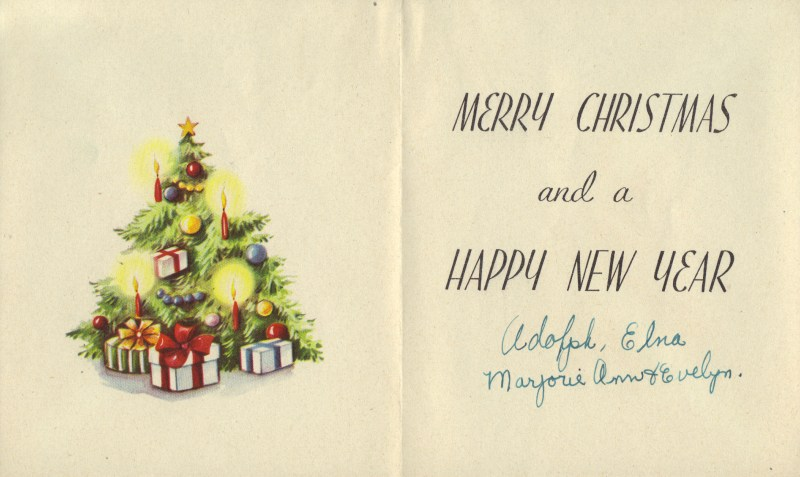 Large Of The Christmas Card