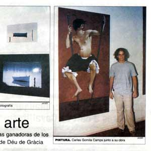 «Premios al arte»