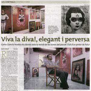 «Viva la Diva!, elegant i perversa»