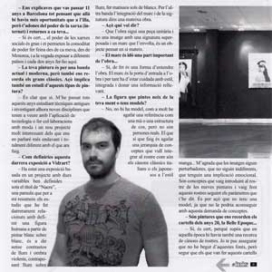 «Carles Gomila, de la pintura al cinema»
