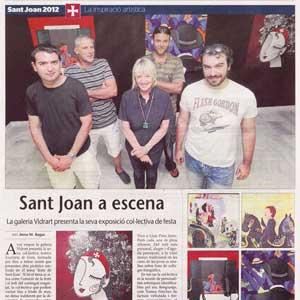 «Sant Joan a escena»
