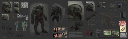 Concept Criatura - CarlosNCT
