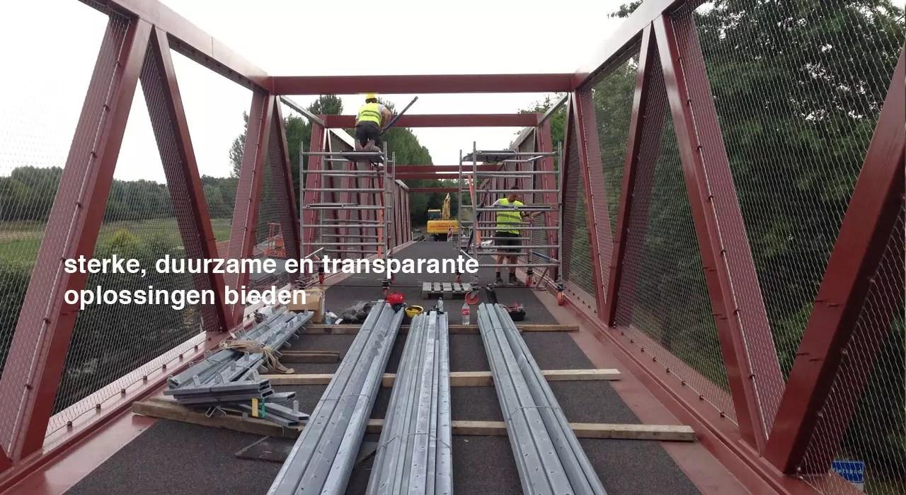 sterke duurzame transparante oplossing