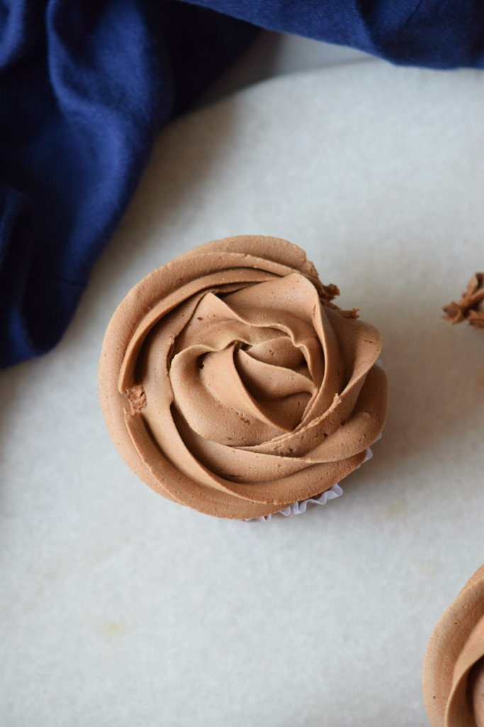 Malted Chocolate Frosting
