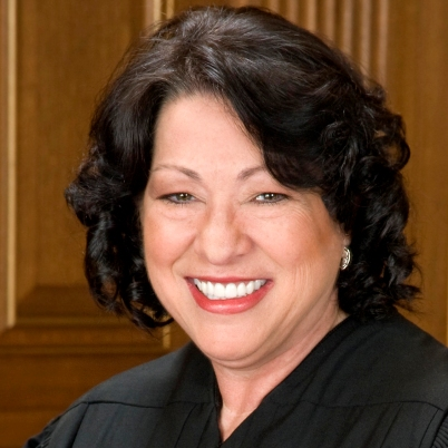 Judge Sotomayor