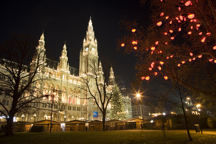Christmas past in Vienna