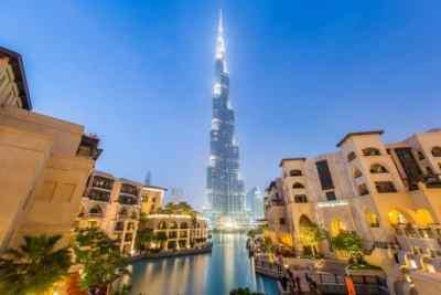Burj Khalifa - The World's Tallest Building - Carmen Edelson - Luxury Travel Blogger