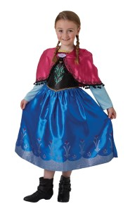 Costum Disney Anna Frozen