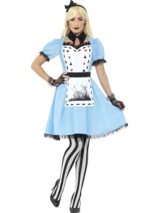 Costum Alice