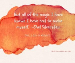 Who makes the magic?