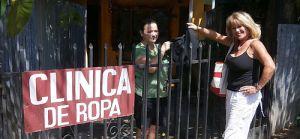 Seamstress in Costa Rica