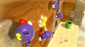 Le costume de chat, la grande nouveauté de ce Super Mario !