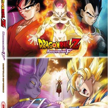 DBZ_ResurrectionF_DoublooePack_DVD