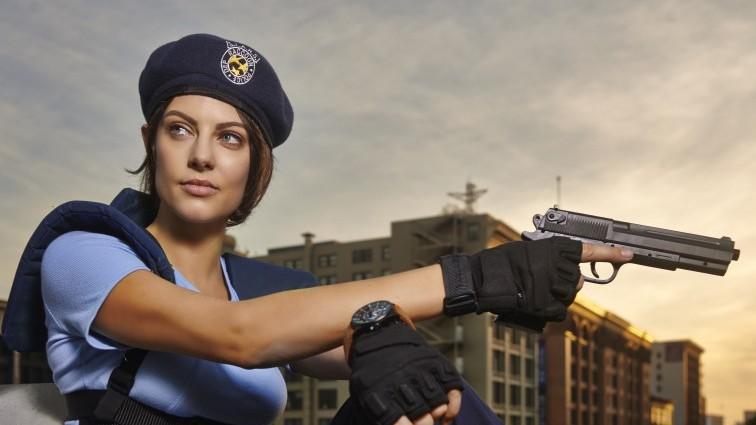 Resident Evil : un fantastique cosplay de Jill Valentine par Julia Voth