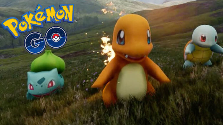 Pokémon GO se met à jour