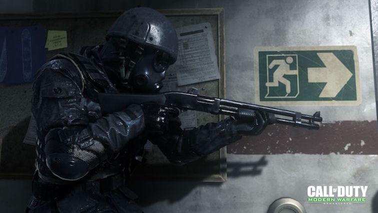 Modern Warfare Remastered 0309