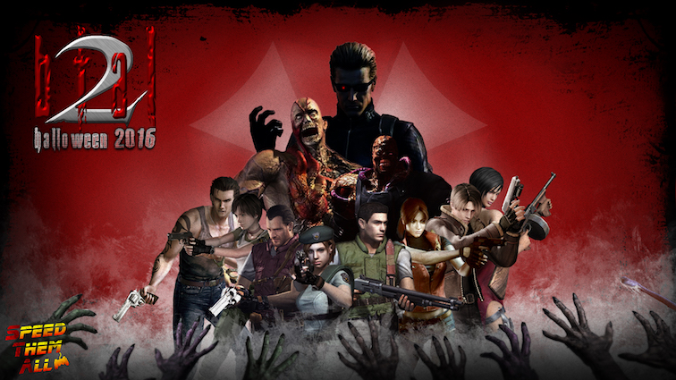 Resident Evil : Un marathon organisé par Speed Them All