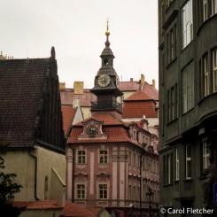 Time in Prague