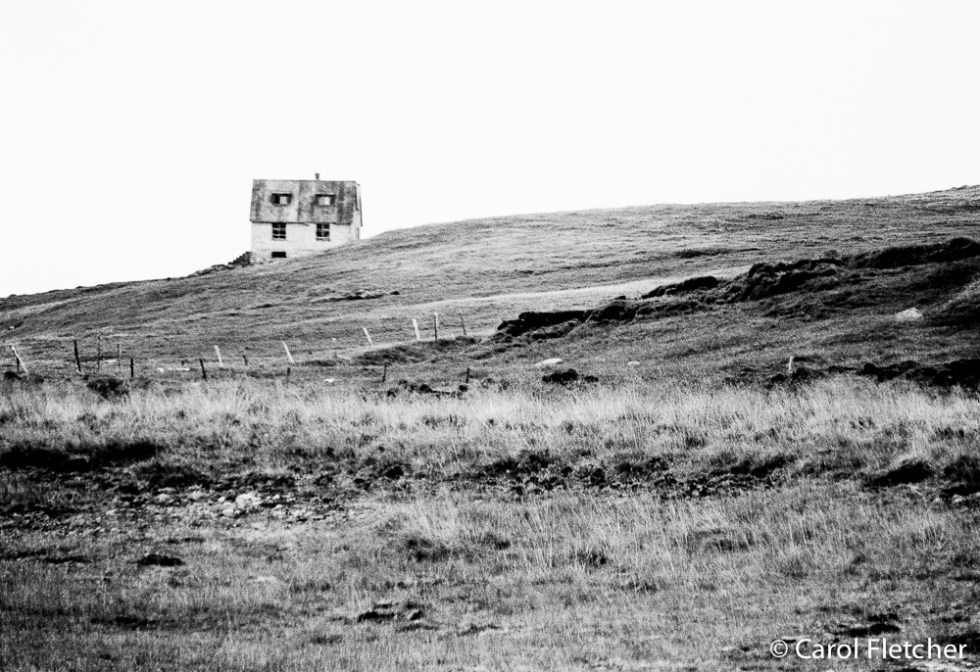 Quintessential Iceland: Lonely Farmhouse