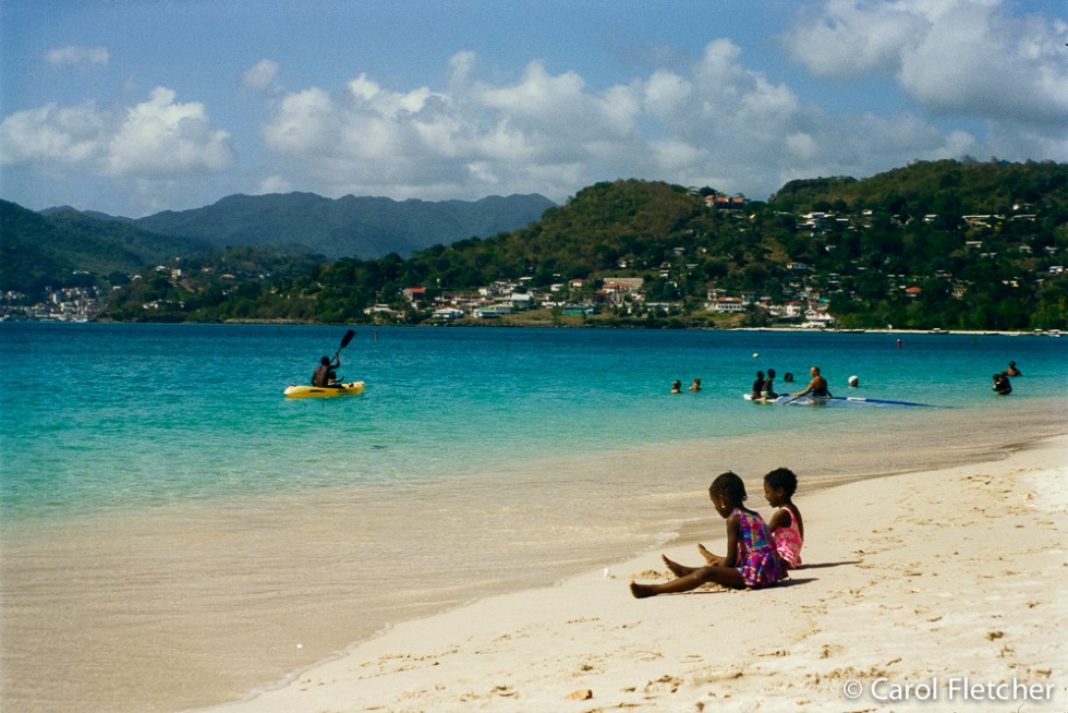Grand Anse Beach, Grenada, West Indies