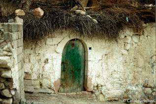 Cappadocia door