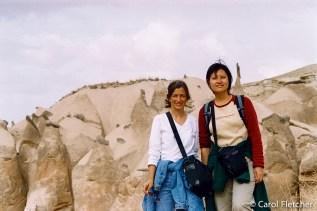 Cheng Chin Hua and Carol