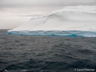 1st iceberg