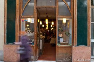Barcelona's little cafes