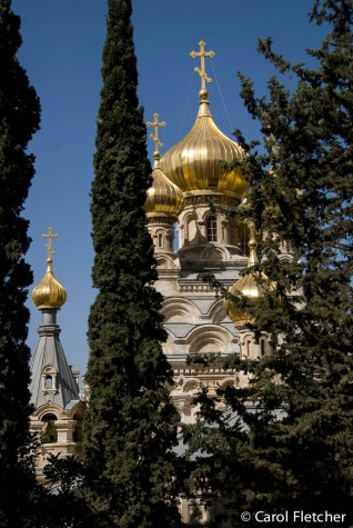 Russian Church in Jerusalem