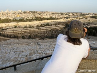 Bryan videos Jerusalem