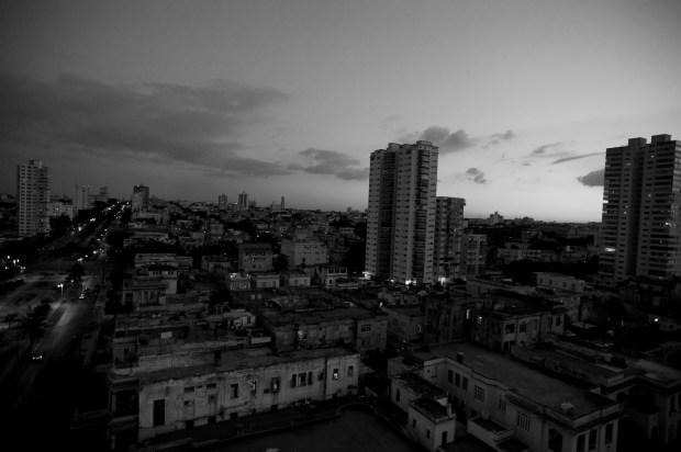 Vedado at Dawn