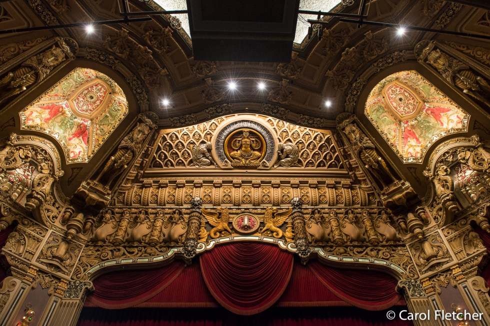 oriental palace theater chicago