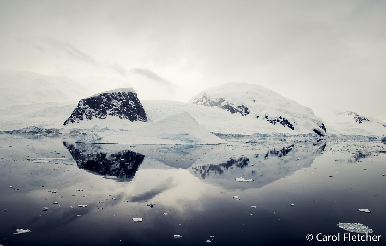 Lamare Channel Antarctica